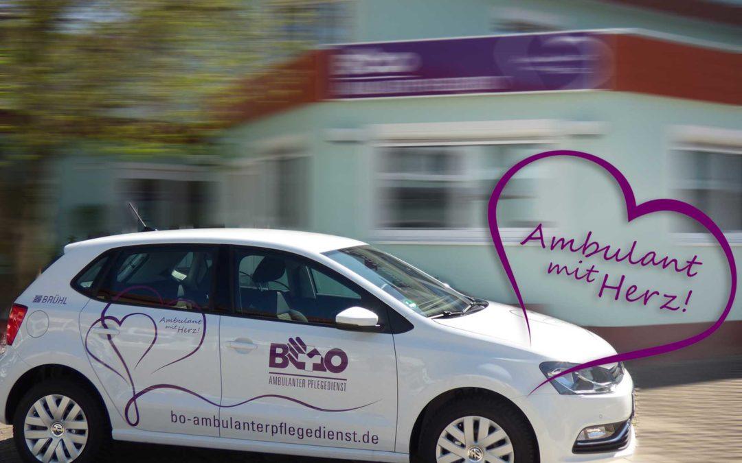 NEUERÖFFNUNG B+O AMBULANTER PFLEGEDIENST OFTERSHEIM